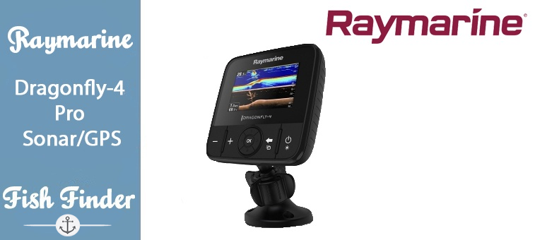 Raymarine Dragonfly-4 Pro SonarGPS with US C-Map Essentials Featured