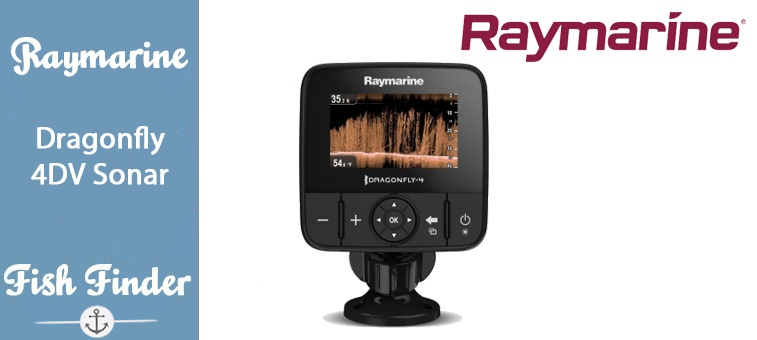 Raymarine-Dragonfly-4DV-Sonar Featured