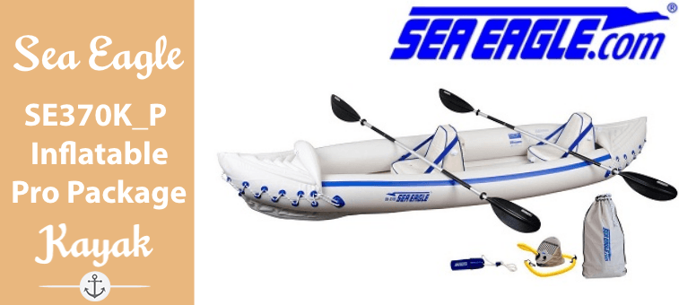Sea Eagle SE370K_P Inflatable Kayak with Pro Package Featured