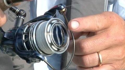 Setting Up the Drag of a Spinning Reel Featured