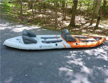 Sevylor Inflatable Kayak Review |