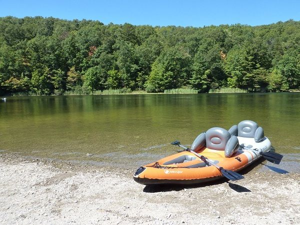 Sevylor Inflatable Sit On Top Kayak 2 Person 3