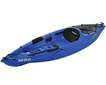 Sun Dolphin Bali SS 10-Foot Sit-on top Kayak 1