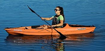 Sun Dolphin Bali SS 10-Foot Sit-on top Kayak 2