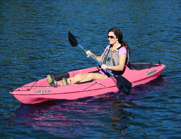 Sun Dolphin Bali SS 10-Foot Sit-on top Kayak 3