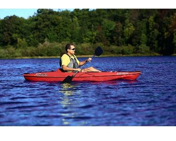Sun Dolphin Bali SS 10-Foot Sit-on top Kayak 5