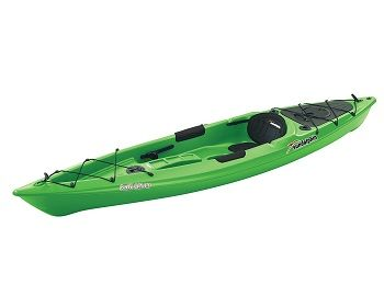 Sun Dolphin Bali SS 12-Foot Sit-on top Kayak 1