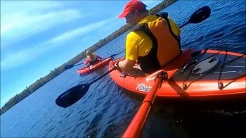 Sun Dolphin Bali SS 12-Foot Sit-on top Kayak 2