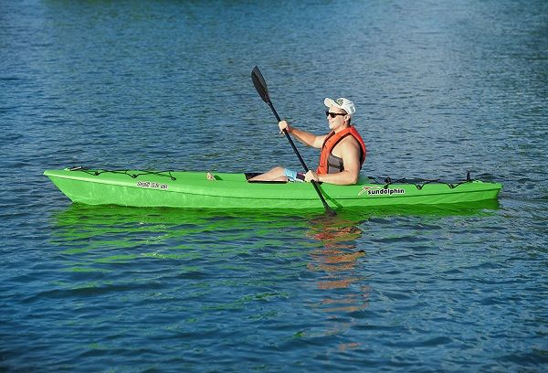 Sun Dolphin Bali SS 12-Foot Sit-on top Kayak 3