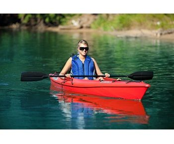 Sun Dolphin Bali SS 12-Foot Sit-on top Kayak 4