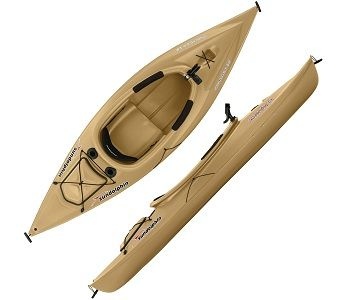 Sun Dolphin Excursion 10-Foot Sit-in Fishing Kayak 5