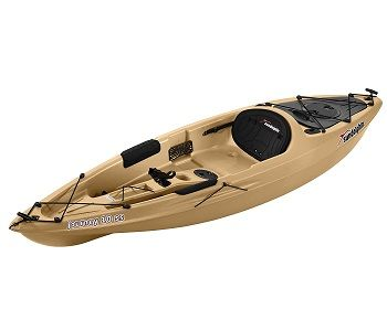 Sun Dolphin Journey 10-Foot Sit-on-top Fishing Kayak 1