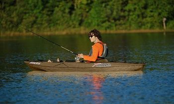 Sun Dolphin Journey 10-Foot Sit-on-top Fishing Kayak 2