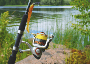 why you should lube your spinning reel image