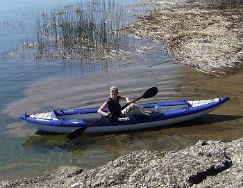 Columbia XP Two Inflatable Kayak 4