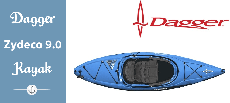 Dagger Kayaks Zydeco 9.0 Kayak Featured