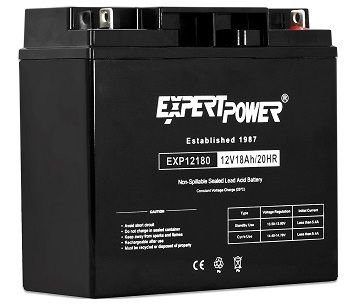 EXP12180 Rechargeable Battery