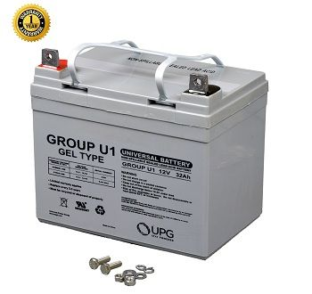 Gel Cell Battery 1