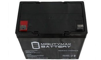 Mighty Max 12V 55Ah 2