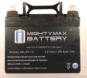 Mighty Max SLA Battery 1