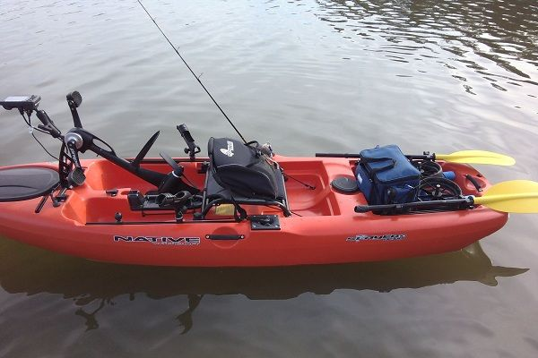 Native Watercraft Slayer Propel 10 Kayak 3