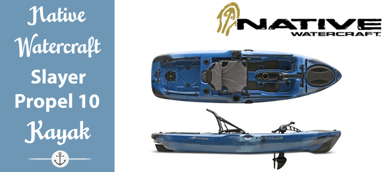 Native Watercraft Slayer Propel 10 Kayak Featured