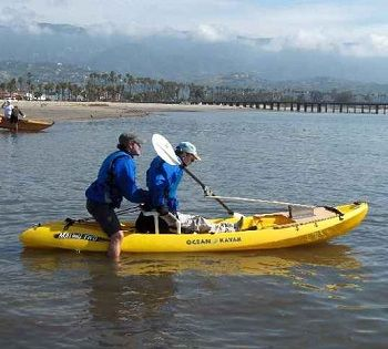 Ocean Kayak 12-Feet Malibu Two Tandem Sit-On-Top Recreational Kayak 5
