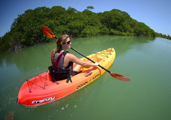 Ocean Kayak Frenzy Sit-On-Top Recreational Kayak 3