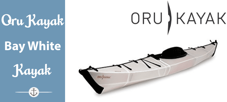 Oru Kayak Bay Kayak, White Featured