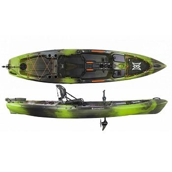 Perception Pescador 12.0 Pilot Kayak 1