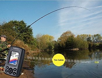 Signstek FF-003 Portable Fish Finder 1