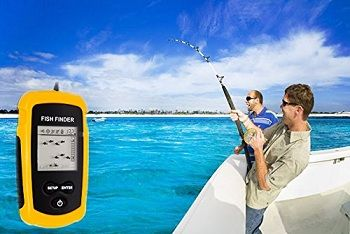 Venterior Portable Fish Finder 1