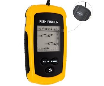 Venterior Portable Fish Finder VT-FF001