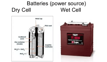 trolling motor - cell battery