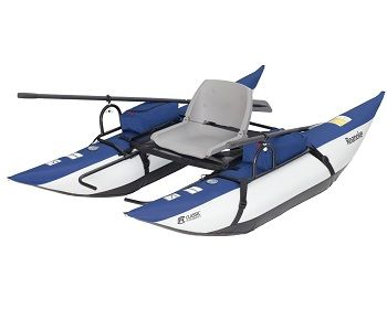 Classic Accessories Roanoke Inflatable Pontoon Boat 1
