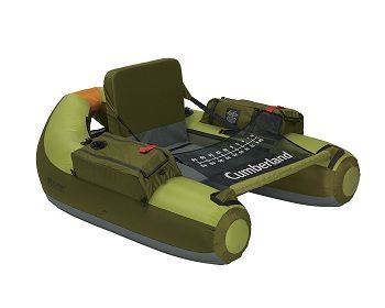 Cumberland Inflatable Fishing Float Tube 1
