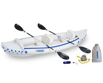 Sea Eagle SE370 Inflatable Kayak 1