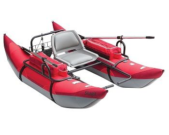 Skagit Inflatable Pontoon Boat