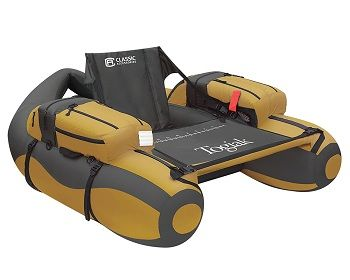 Togiak Inflatable Fishing Float Tube 1