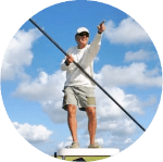 Capt David Edens Fly Fishing Guide