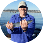 Capt Bob Day Fly Fishing Guide