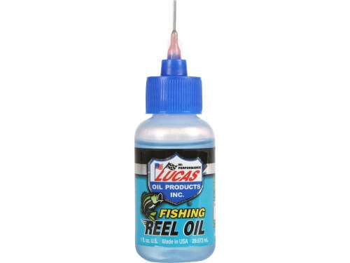 Lucas Reel Oil
